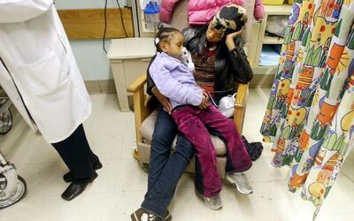 Proyecto de ley busca combatir la grave y peligrosa epidemia de asma en...