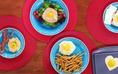 El Chef Jesús nos preparó el desayuno más trendy de las redes sociales:...