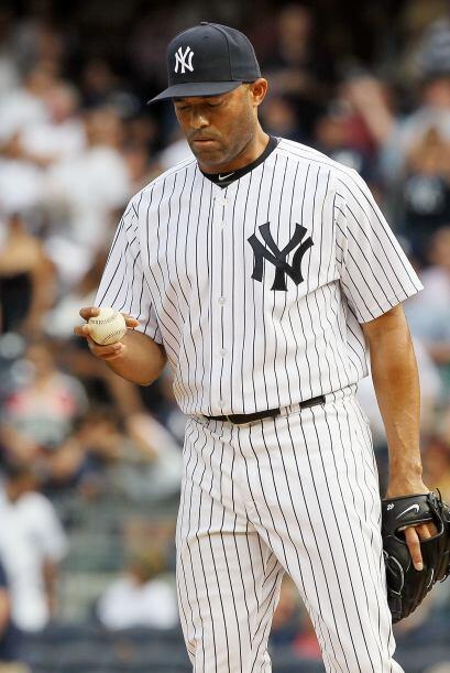 RP. Mariano Rivera. Yankees de Nueva York. El panameño lanzó cuatro epis...
