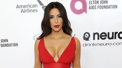 El invitado especial a la luna de miel de Kim Kardashian