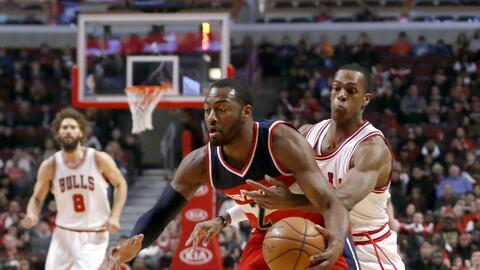 Los Washington Wizards vencieron 107-97 a Chicago Bulls.