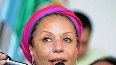 Piedad Córdoba, mediadora ante FARC pide al presidente Uribe hacer acuer...