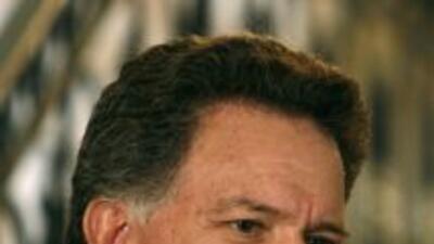 El ex comisionado de paz en Colombia, Luis Carlos Restrepo.
