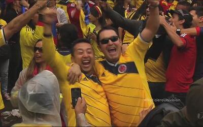 ¿Cómo influyó en Colombia el triunfo de su selección?