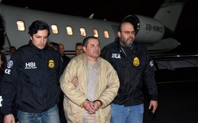 Extradición del 'El Chapo'