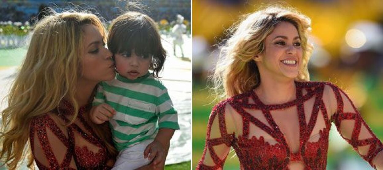 Shakira Mundial DL