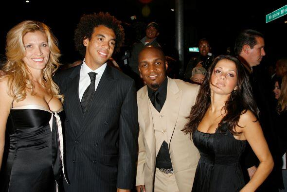 El matrimonio Thomas-Kardashian duró del 2000 al  2004 y cuando se divor...