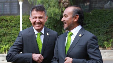 Raúl Gutiérrez podría unirse al Tri mayor
