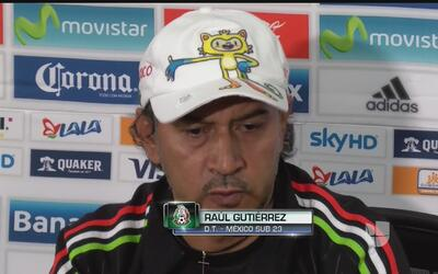 "Raúl Gutiérrez: ""Oribe siempre mete los goles importantes"""