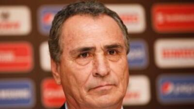 Su principal objetivo como técnico del Rebaño es sacar al equipo de la c...