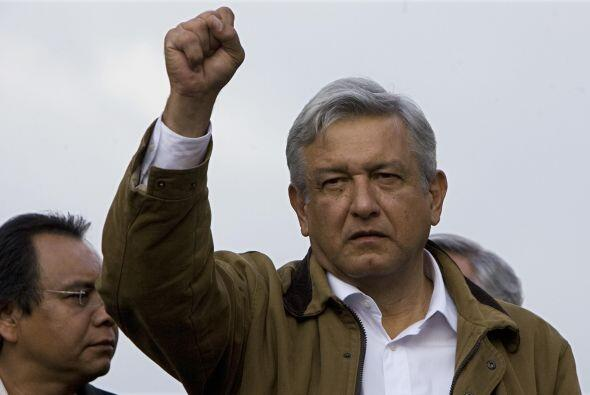 López Obrador, sin embargo, ha mantenido su oposición a las alianzas con...