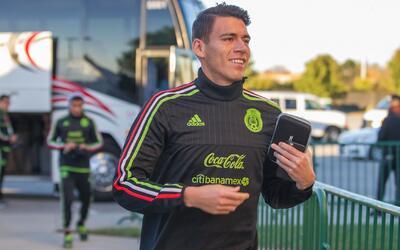 Héctor Moreno se recuperó y será titular en el Tri para el duelo ante Co...