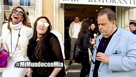 Mi Mundo con Mia episodio 2, Raúl casi se mete en tremendo lío con un it...