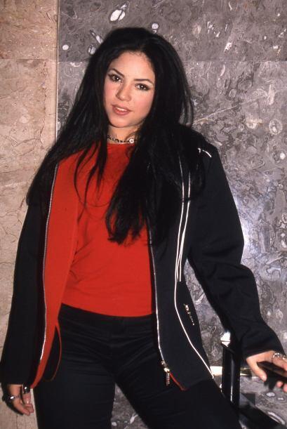 Shakira gordita: Aunque en ese entonces la mujer con las caderas m&aacut...