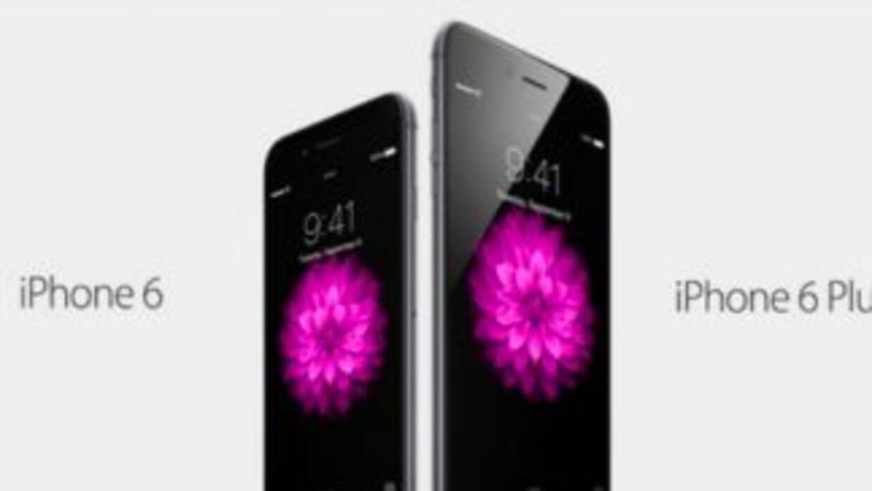 Apple presentó el iPhone 6 y el iPhone 6 Plus que presentan ventajas sig...
