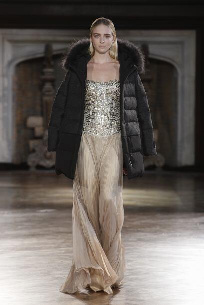 """El vestido de GS Shop New York Collection nos encantó, el único """"pero"""" q..."""