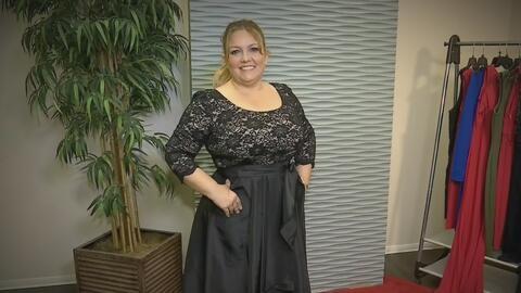 ¿Cómo encontrar el vestido perfecto para la forma de tu cuerpo?