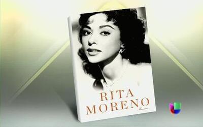 Rita Moreno habla sobre el prejuicio que sufrió en Hollywood