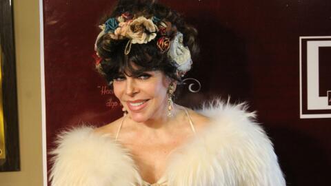 Verónica Castro en la entrega 22 de 'La Dama de la Victoria a lo...