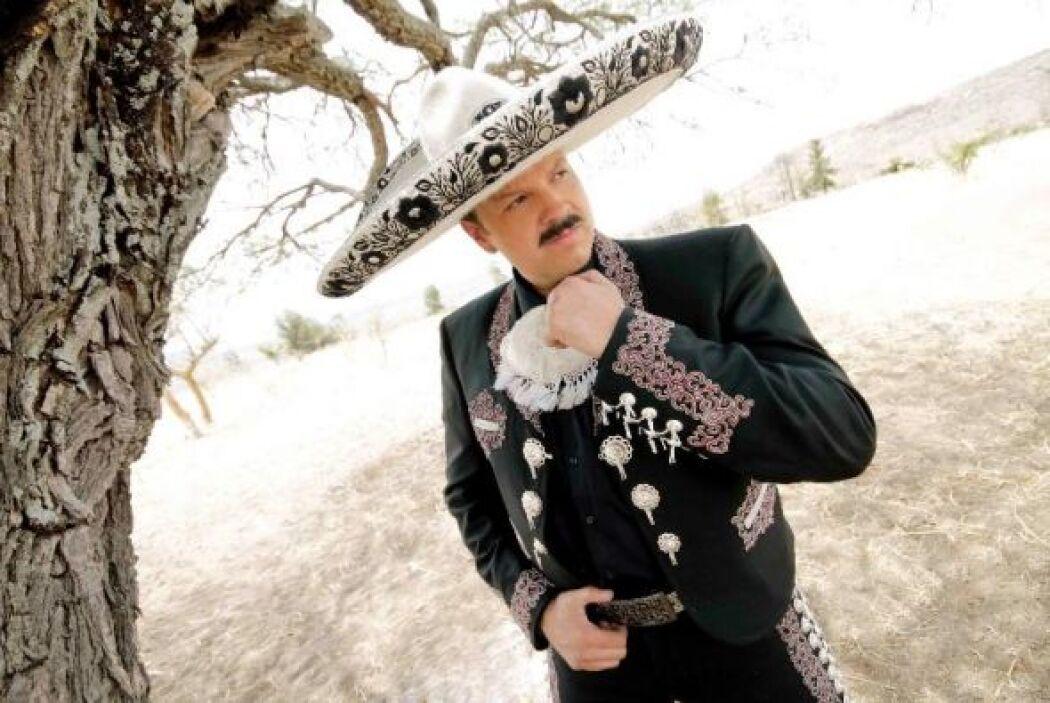 Pepe Aguilar les dará dura batalla a los nominados de la terna Artista R...