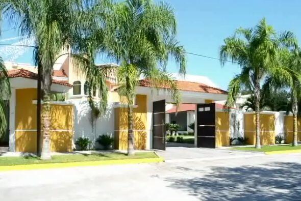 Los jefes de dicho cártel habitaban en zonas residenciales de Michoacán...