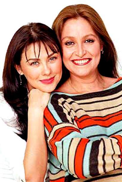 """Daniela Romo también participó en la telenovela """"Las Vías Del Amor"""" junt..."""