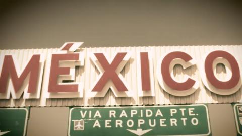 Ingreso a México.