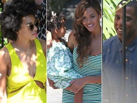 Al parecer las diferencias entre Solange, Jay-Z y Beyoncé quedaro...