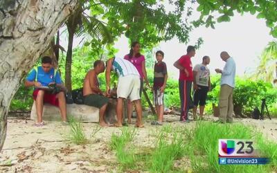 La odisea de los cubanos varados en Colombia