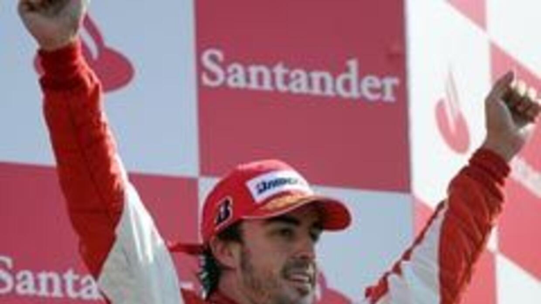 El Santander recuperará este año su inversión en Fórmula Uno hasta 2014...