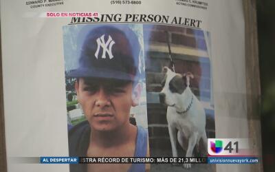 Joven desaparece al salir a pasear a su mascota en Uniondale