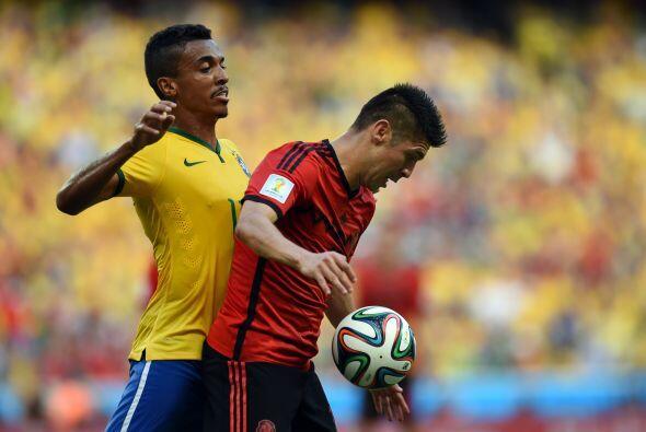 Con la ausencia de Oribe con la selección, México pierde p...