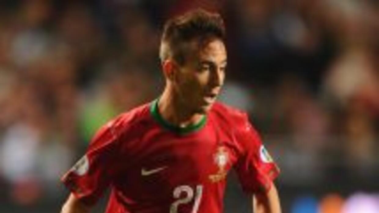 Pereira es compañero de Cristiano en la escuadra portuguesa.