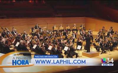 """Festival """"Immortal Beethoven"""" en Los Ángeles"""