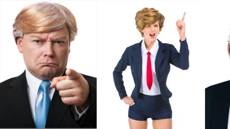 Disfraces de Donald Trump