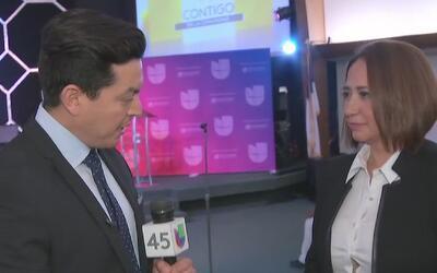 Segundo foro comunitario 'Conozca sus derechos' de Univision 45