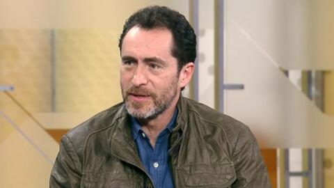 Demián Bichir habla de los ataques a los indocumentados, la lucha por un...