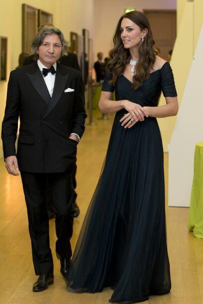 Cada cosa que usa Kate Middleton se convierte en noticia y el pasado mar...