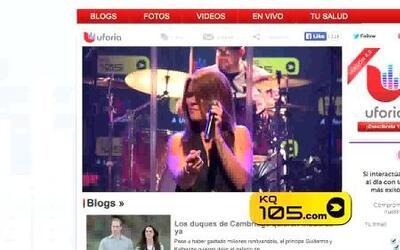 ¡Es la Diva de una Nueva Generación! Ganadora de 3 Latin Grammy: Kany Ga...