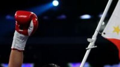 Manny Pacquiao no piensa en el retiro, en su futuro está el box y una po...