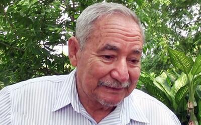 Pablo Aguilera, hermano de Juan Gabriel, no podrá estar en el entierro