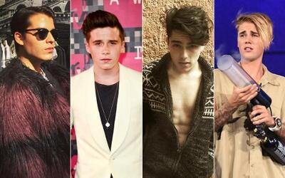 Cinco tipos de peinado para hombres