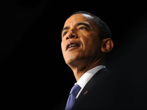 El presidente Barack Obama recibió las calificaciones más...