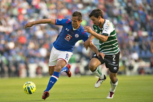 Tras un primer juego donde se mostró participativo el paraguayo d...