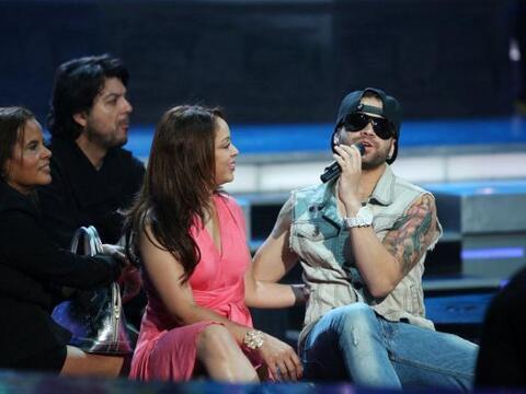 Los cantantes venezolanos aceptaron con mucho cariño la invitaci&...