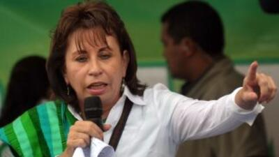 El oficialismo guatemalteco presentó un recurso de nulidad contra la imp...