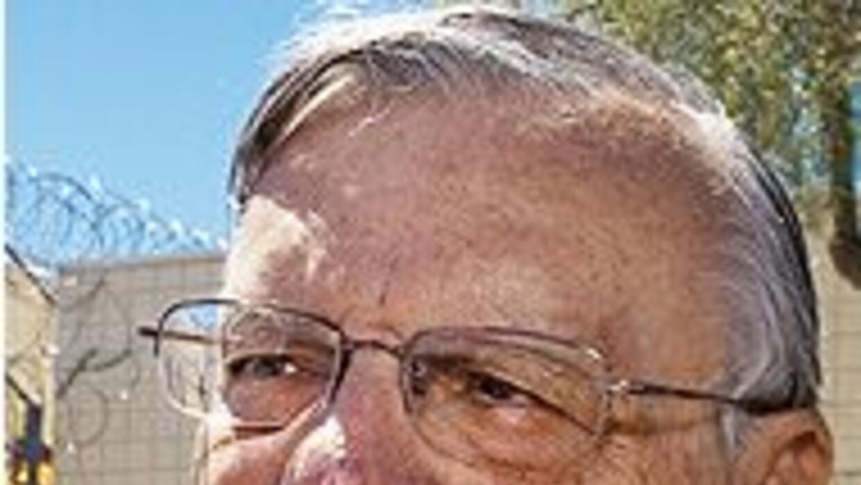 El alguacil Joe Arpaio ejecutó una nueva redada en el condado Maricopa c...