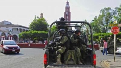 Un reporte de EEUU revela que policías y militares mexicanos han cometid...
