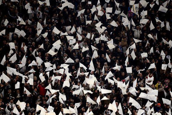 Felicidad total entre los fanáticos de la 'Vecchia Signora', mientras qu...