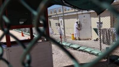 La prisión de Guantánamo sigue alojando sospechosos de terrorismo.